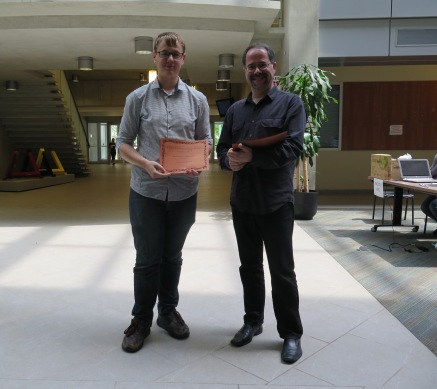 Computer Science Winner - Brandon Edwards