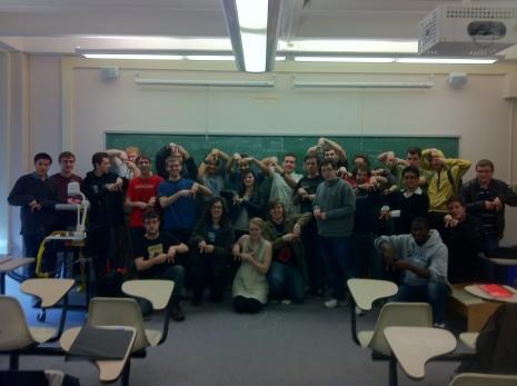 CIS2170 Winter 2012 - Pi Day