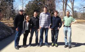 Net Zero Hackathon 2nd place winners: Team 403