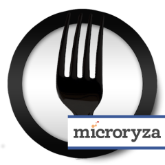 F2F Badge Microryza